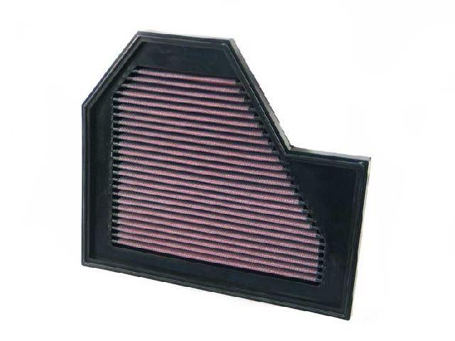 K & N Tauschluftfilter für BMW 6er (E63/E64) M 6 (Rechter Filtereinsatz)