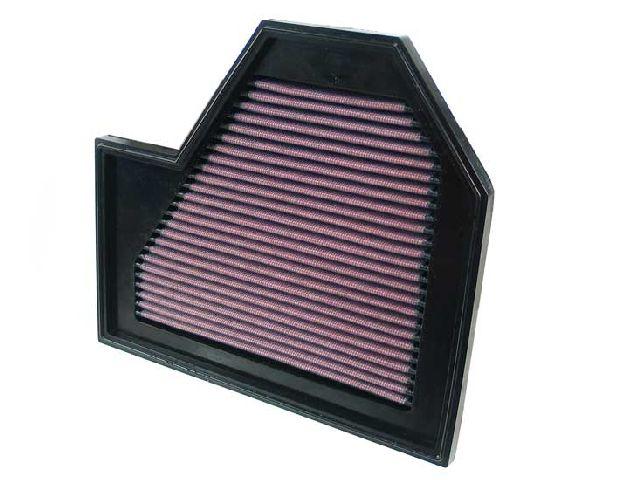 K & N Tauschluftfilter für BMW 5er (E60/E61) M 5 (Linker Filtereinsatz)