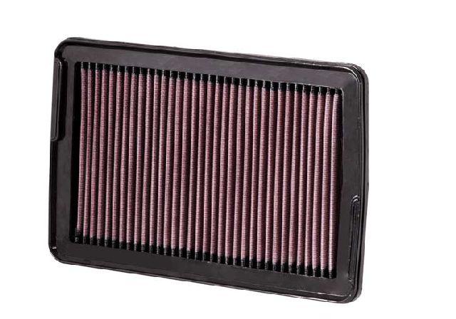 K & N Tauschluftfilter für Hyundai Santa Fe II 3/06/12/09 2.2CRDi