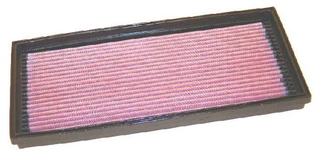 K & N Tauschluftfilter für Volvo 240er Serie 1.8L Motor B 17A