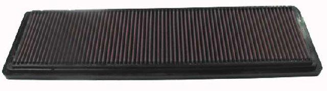 K & N Tauschluftfilter für Porsche 928 4.5i, 4.7i, 5.0i, 5.4i