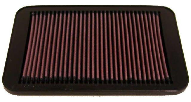 K & N Tauschluftfilter für Toyota Corolla (E10) 1.6i