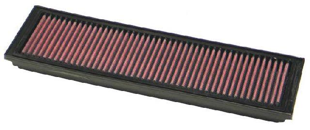 K & N Tauschluftfilter für Mercedes S Klasse (W140) S 600