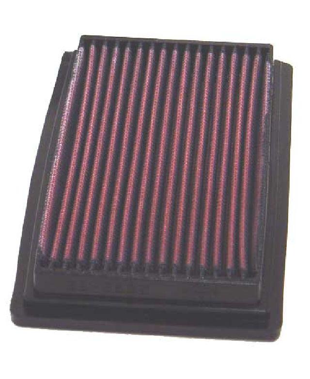 K & N Tauschluftfilter für Fiat Seicento 0.9i
