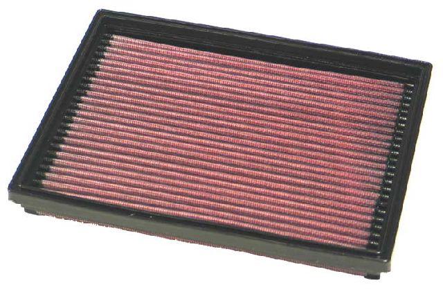 K & N Tauschluftfilter für Opel Vectra B ab 1995 2.0Di 16V Turbodiesel