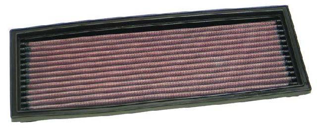 K & N Tauschluftfilter für Peugeot 106 1.6i 16V