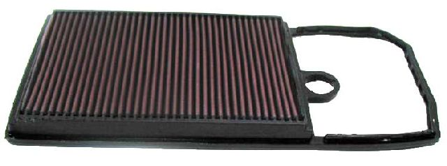 K & N Tauschluftfilter für Seat Leon (1M1) 1.4i 16V