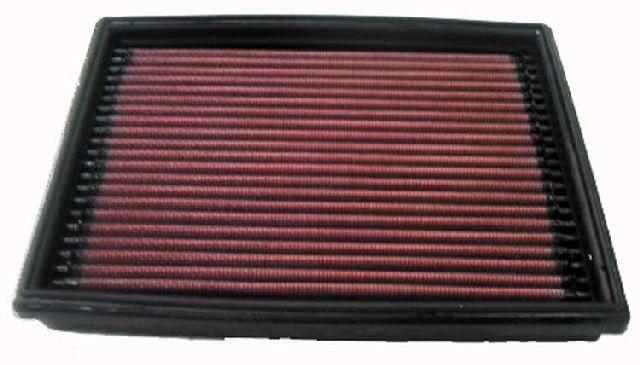 K & N Tauschluftfilter für Peugeot 206 1.1i