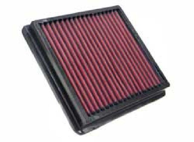 K & N Tauschluftfilter für Daewoo Matiz 0.8i