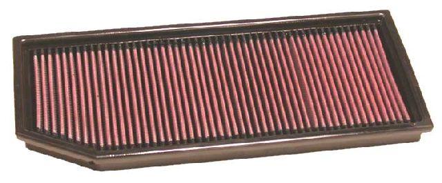 K & N Tauschluftfilter für Mercedes CLK (C209) CLK 270 CDI