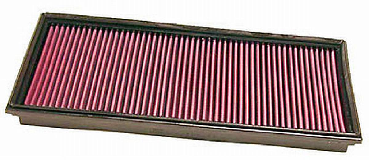 K & N Tauschluftfilter für VW Touareg 2.5TDI