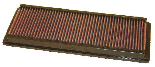 K & N Tauschluftfilter für Mercedes C-Klasse (W204) C 230