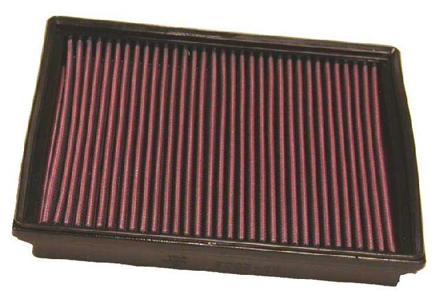 K & N Tauschluftfilter für Ford KA  1.6i (Street KA)