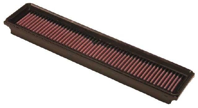 K & N Tauschluftfilter für Nissan Almera (N16) / Tino 1.5dCi