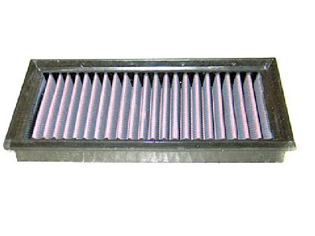 K & N Tauschluftfilter für Smart (MCC) Forfour 1.5i Brabus