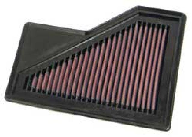 K & N Tauschluftfilter für Mini (BMW-Group) Mini I One 1.6i (nur Schaltgetriebe)