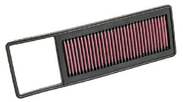 K & N Tauschluftfilter  Honda Jazz II (GD)