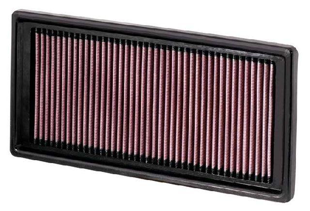 K & N Tauschluftfilter für Peugeot 407 2.0HDi