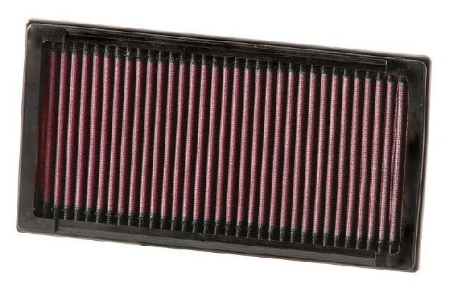 K & N Tauschluftfilter für Peugeot 407 1.6HDi