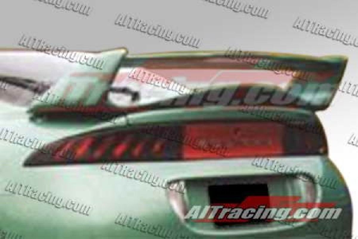 Mitsubishi Eclipse 95-99 GTR Rear Wing [AIT]