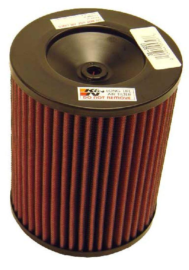K & N Tauschluftfilter für Mitsubishi L 200 2.5TD Turbodiesel