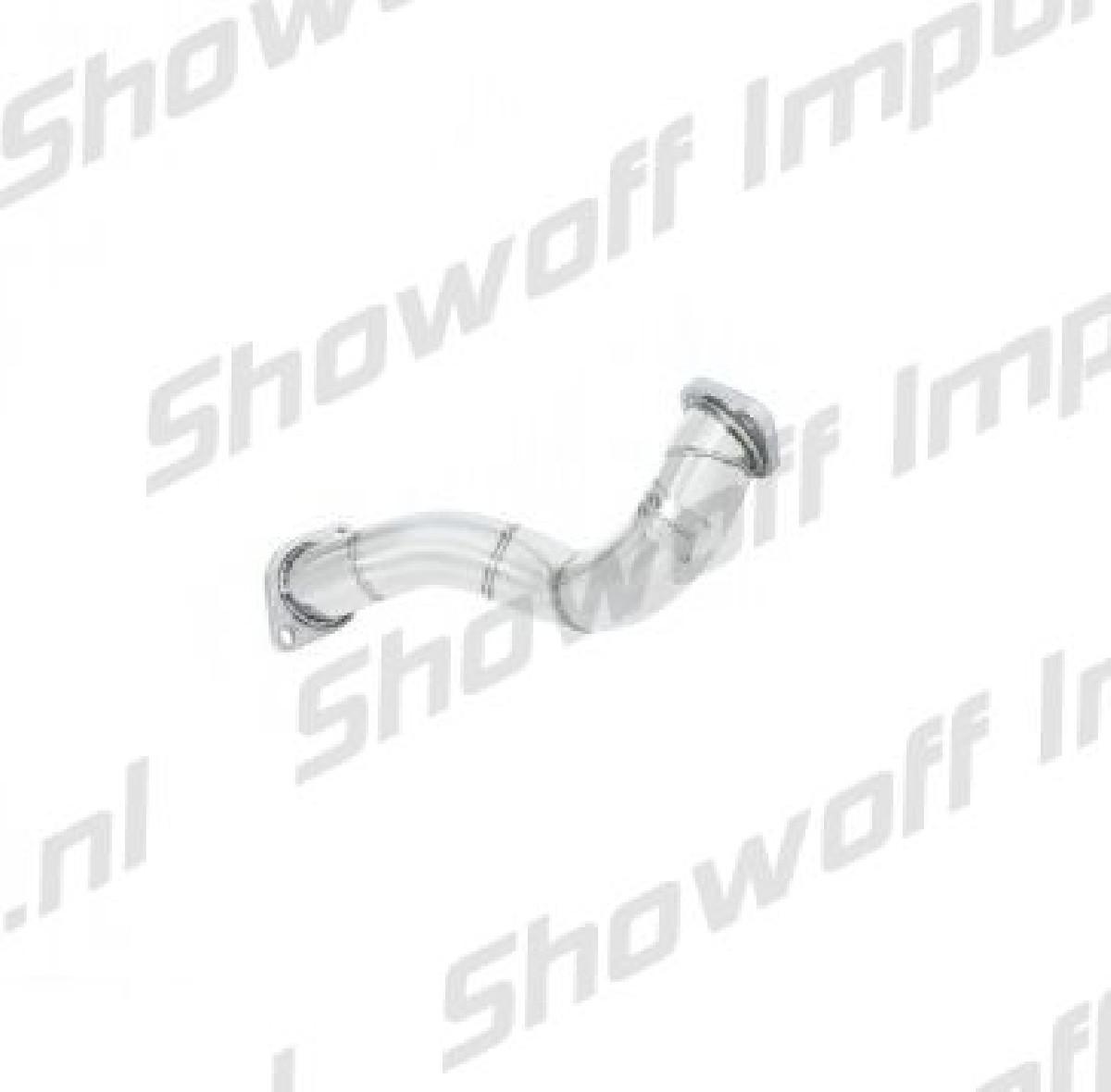 Subaru BRZ Stainless Steel Uppipe [SIX]