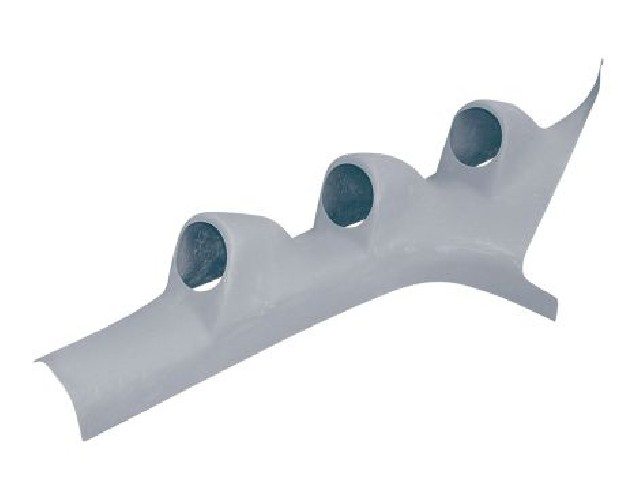 Ford Focus II 05+ Right Triple A-Pillar Gauge Pod [Carzone]