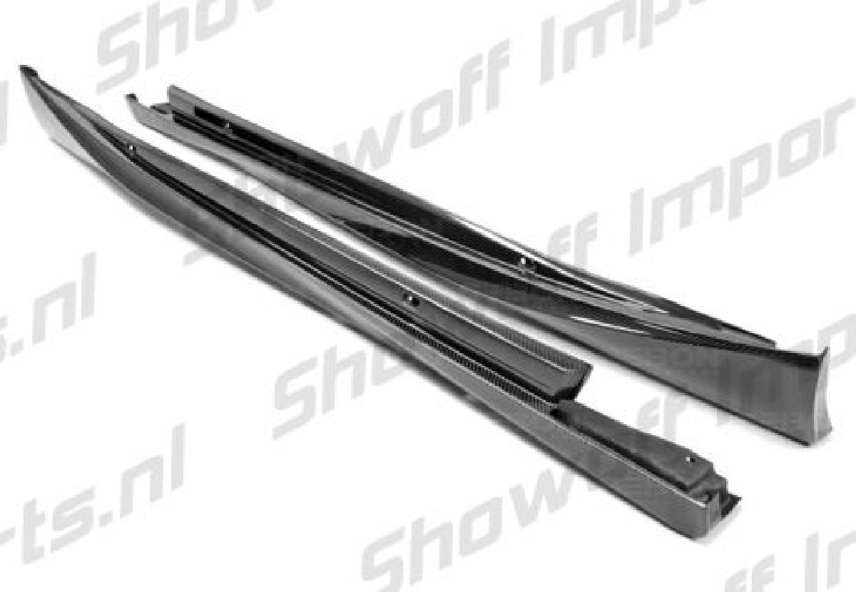 Lexus IS250/350 14+ Seibon OEM carbon Sideskirts (SET)