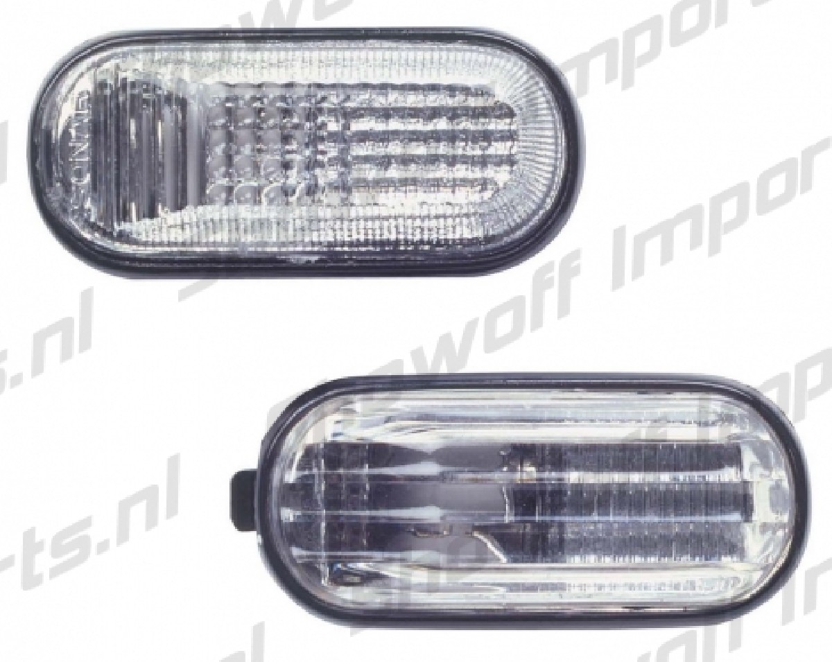 Honda Civic/CRX/Sol/Integra 88-95 Clear Sidemarkers