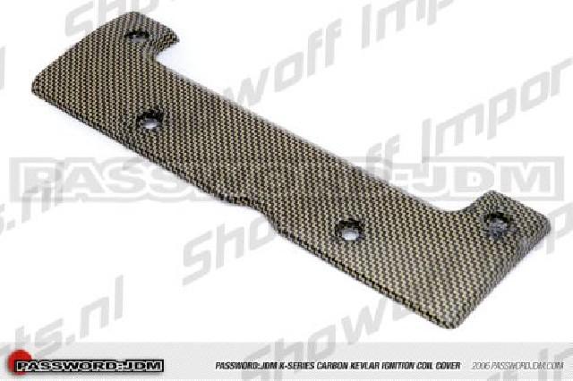 Honda K20/24 Kevlar Spark Plug Cover PWJDM