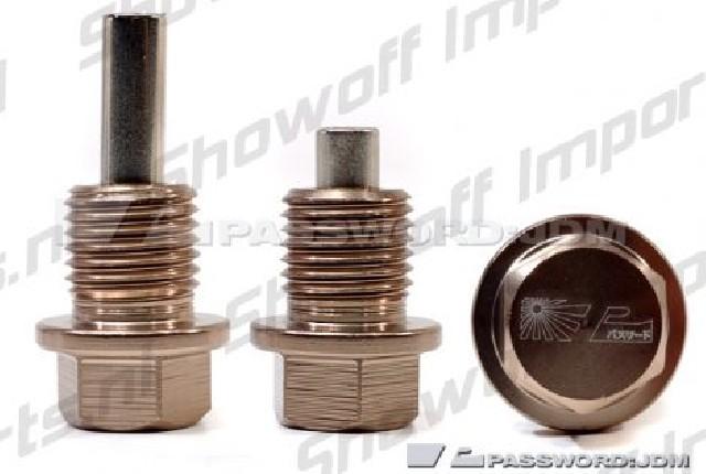 Honda Magnetic Oil/Transmission Drain Plugs PWJDM