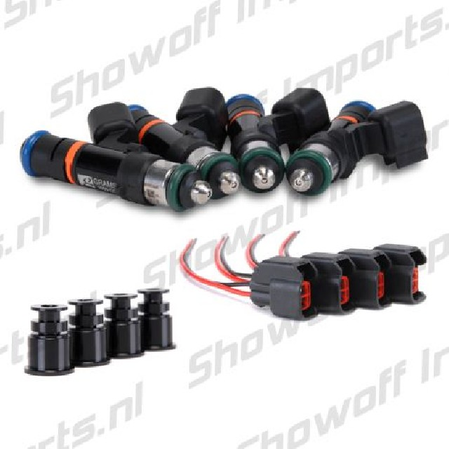 Injector Kit B/H/D/F-Engines 1000cc Grams Performance/Skunk2