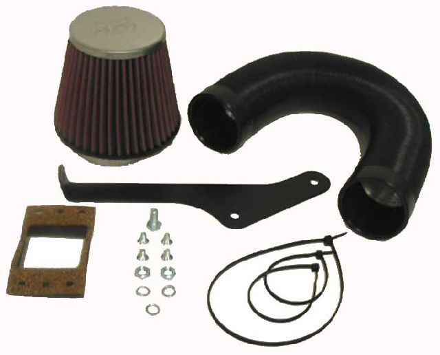 K & N 57i Performance Kit für BMW 316i E36 Compact 1.6i