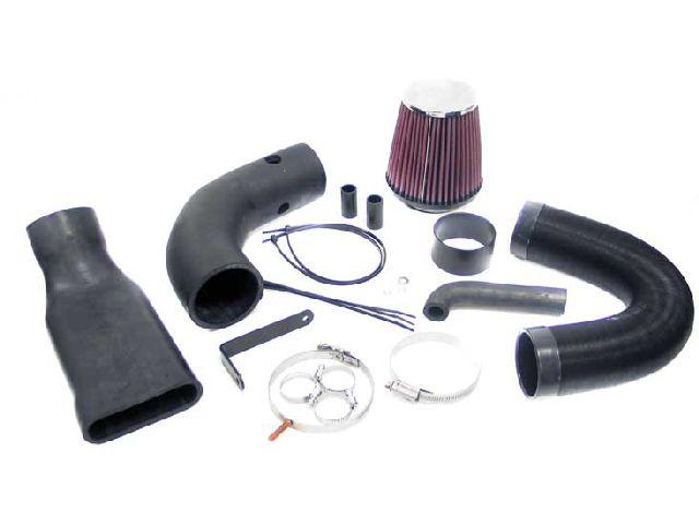 K & N 57i Performance Kit für Peugeot 206 inc. Asaugschl. 1.6i
