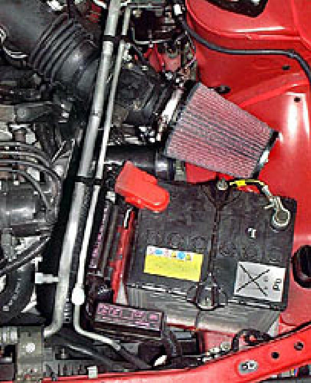 K & N 57i Performance Kit für Nissan Almera (N15) 2.0i