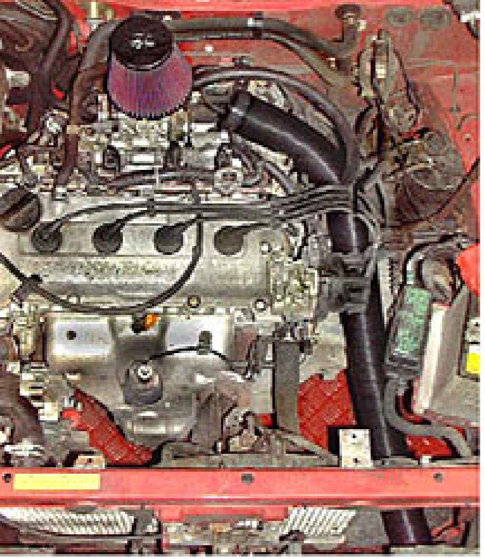 K & N 57i Performance Kit für Nissan Almera (N15) 1.4i / 1.6i