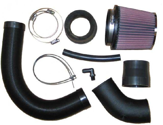 K & N 57i Performance Kit für Fiat Punto 85 1.25i  16V ohne ABS