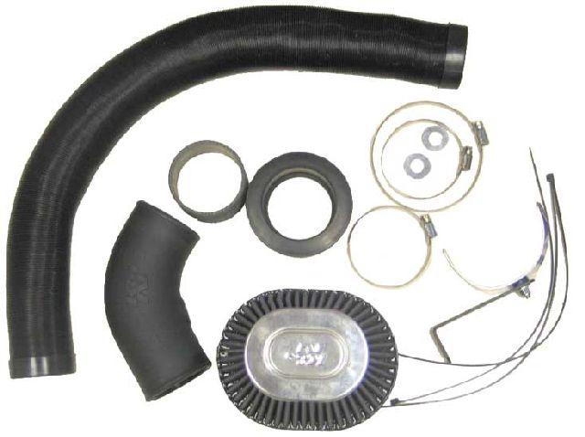 K & N 57i Performance Kit für Opel Astra H 1.7CDTi