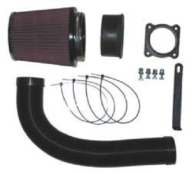 K & N 57i Performance Kit für Nissan Primera (P11) 1.8i 16V