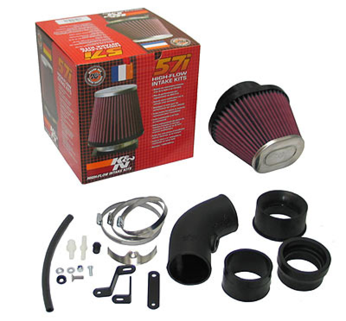 K & N 57i Performance Kit für Skoda Yeti 1,8 , 2,0