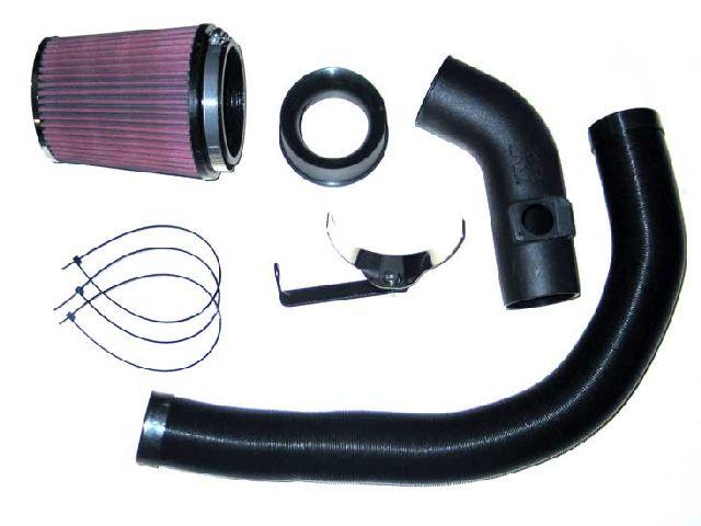 K & N 57i Performance Kit für Saab 9-3 II (YS3F) 2.0i Turbo