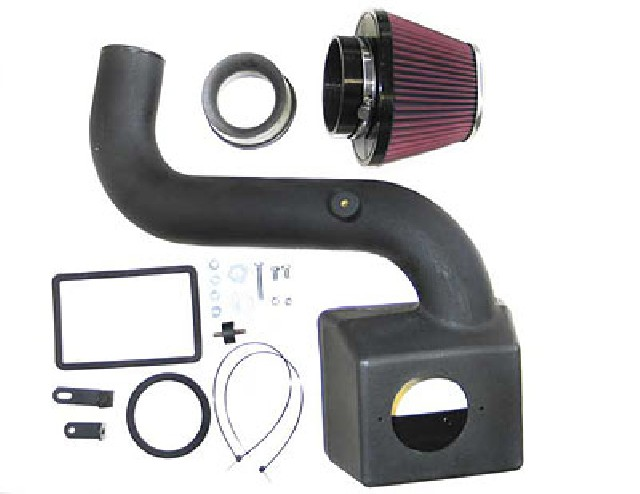 K & N Generation II Performance Kit für Ford Focus II 	2.5i Turbo (ST 220)