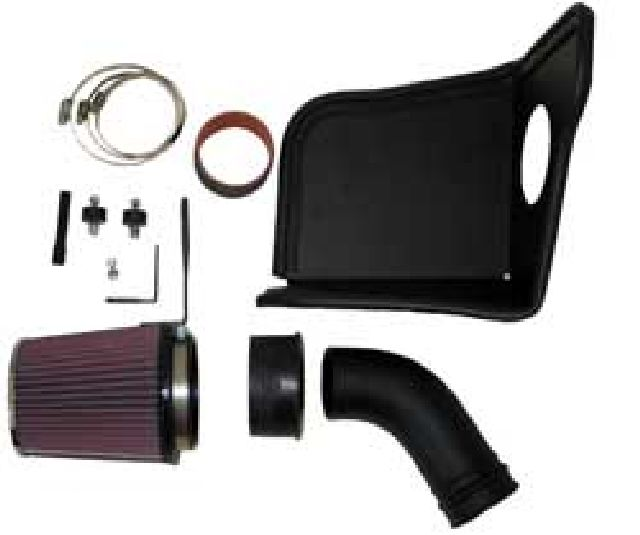 K & N Generation II Performance Kit für BMW 3er (E46) 320i, 323i, 325i, 328i