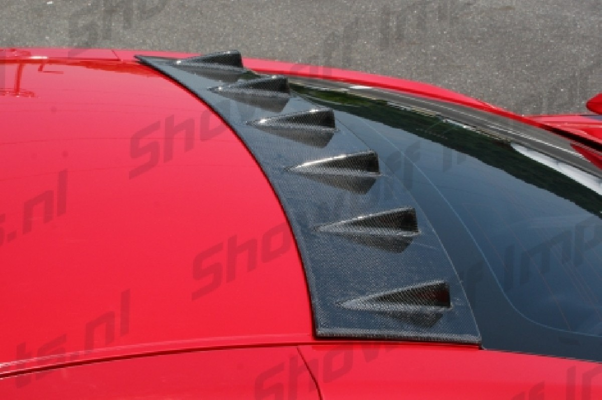 Nissan GTR R35 07-10 Roof Spoiler (FRP)
