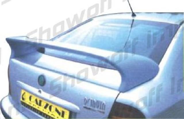 Skoda Octavia -04 Evolution 2 Rear Spoiler [Carzone]