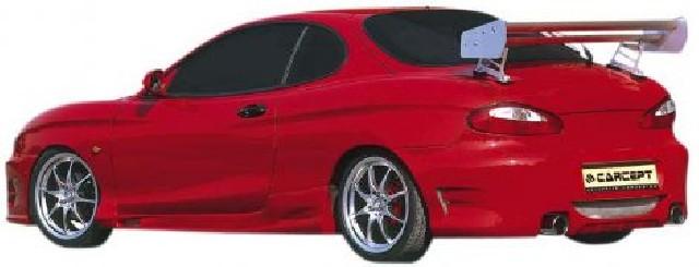 Hyundai S coupe 96-99 Rear Bumper [Carcept]