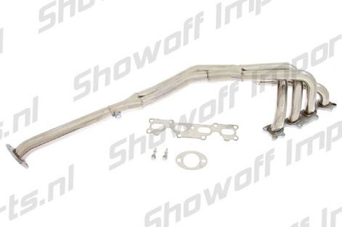 Mazda MX5 1.6l 89-97 4-2-1 Stainless Steel Header