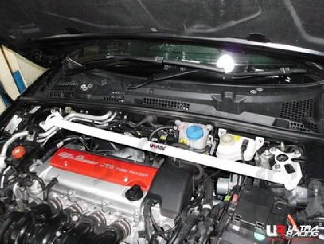 Brera Ultra-R 2P Front Upper Strutbar