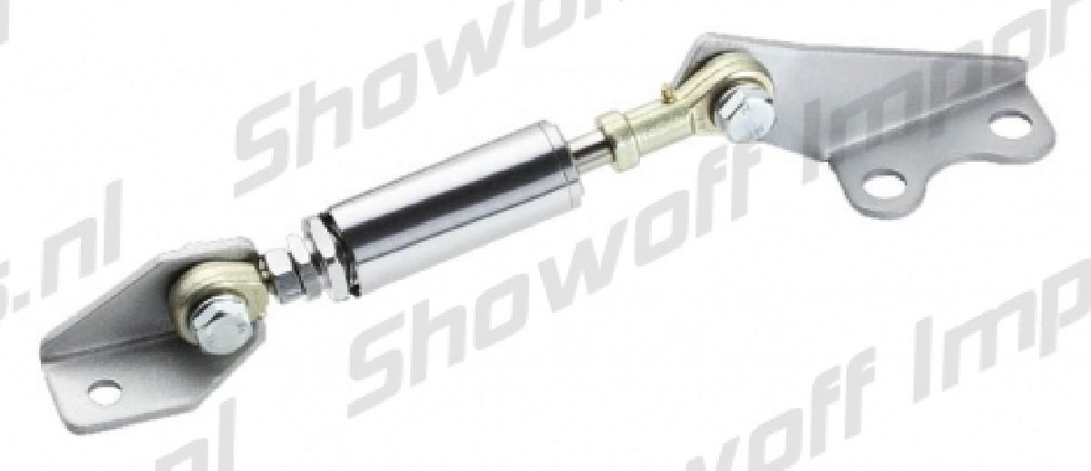 Honda Civic 92-95/Delsol 92-97 SOHC Engine Damper SIX