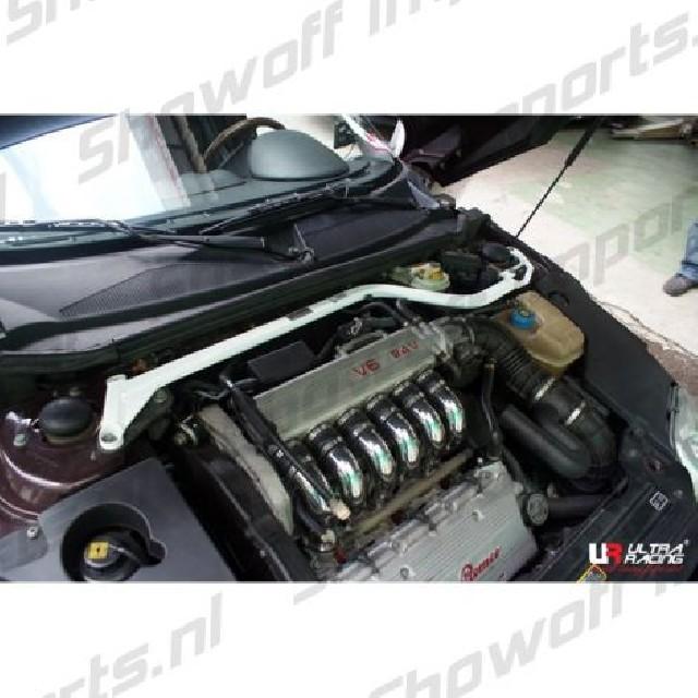 Alfa Romeo Spider GTV 3.2 UltraRacing Front Upper Strutbar